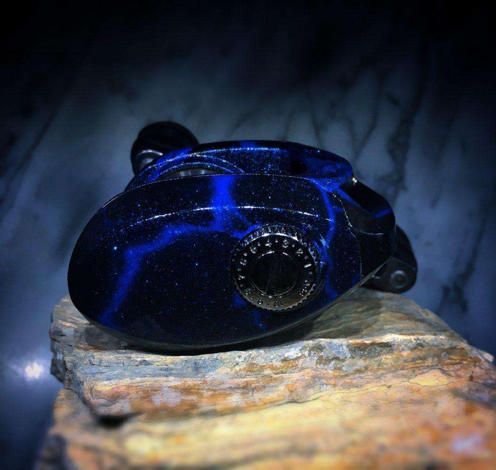 Daiwa Lexa Custom Blue Lightning